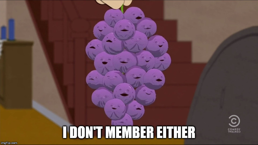 Member Berries Meme | I DON'T MEMBER EITHER | image tagged in memes,member berries | made w/ Imgflip meme maker