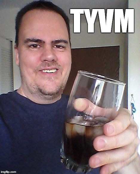 cheers | TYVM | image tagged in cheers | made w/ Imgflip meme maker