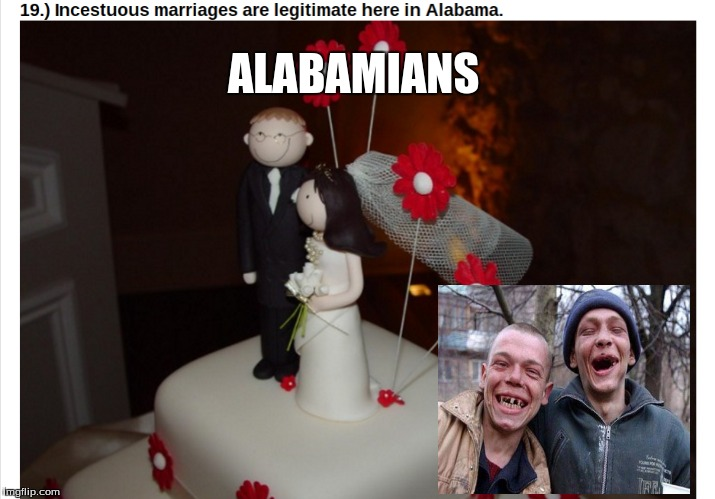 ALABAMIANS | made w/ Imgflip meme maker