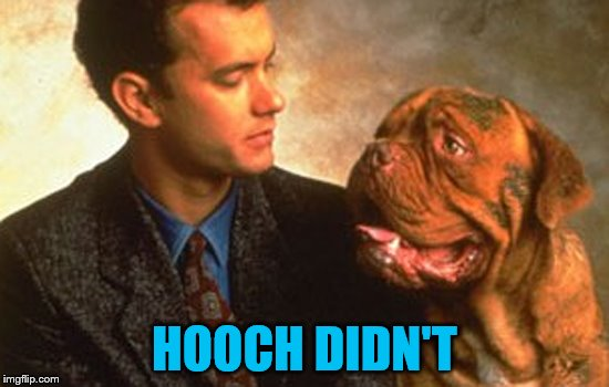 HOOCH DIDN'T | made w/ Imgflip meme maker