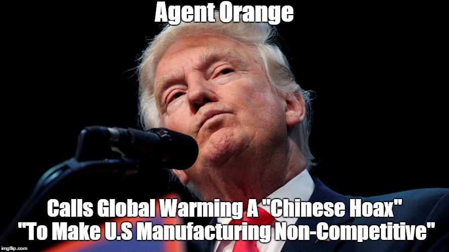 Image result for climate change trump chinese manufacturing pax on both houses