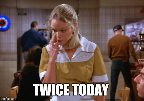 TWICE TODAY | made w/ Imgflip meme maker