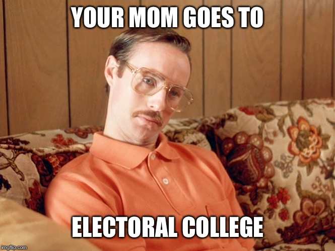 Electoral College Funny Meme : Adam ruins everything the electoral college