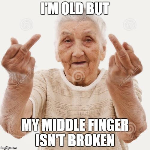 1eitf4 middlefinger memes imgflip