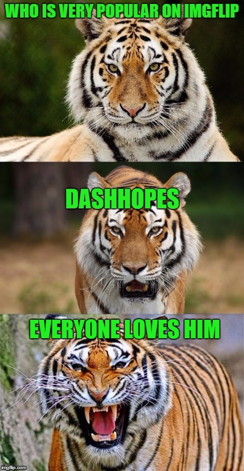 EVERYONE LOVES HIM | made w/ Imgflip meme maker