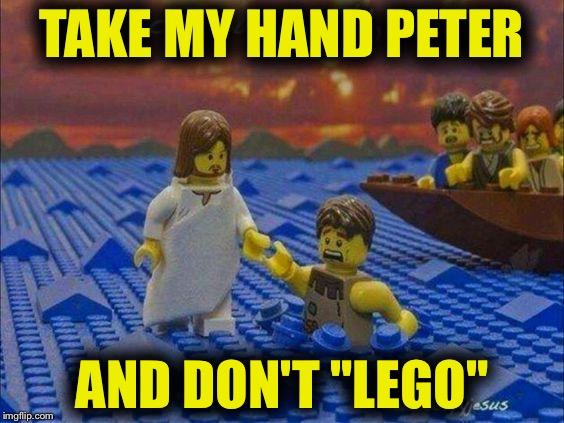Lego Jesus Imgflip
