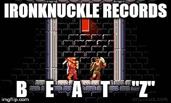 Ironknuckle Records 1enu1y