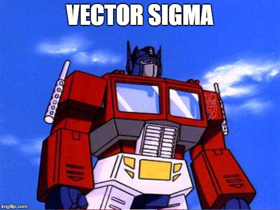 VECTOR SIGMA | made w/ Imgflip meme maker