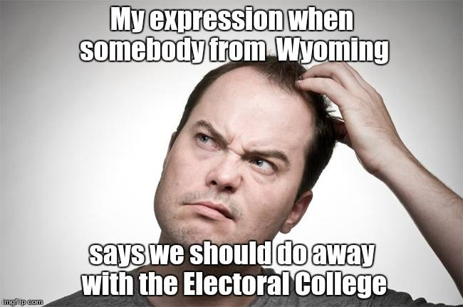 1epetc image tagged in politics,electoral college,confused imgflip,Electoral College Memes