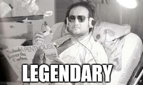 LEGENDARY | made w/ Imgflip meme maker