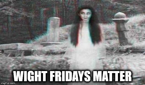WIGHT FRIDAYS MATTER | made w/ Imgflip meme maker