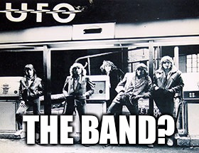 THE BAND? | made w/ Imgflip meme maker