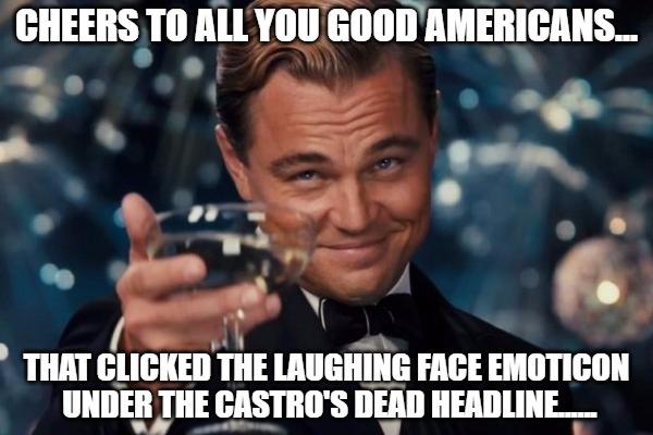 1euu6x castro's dead ding dong the b**ch is dead clap your hands, raise