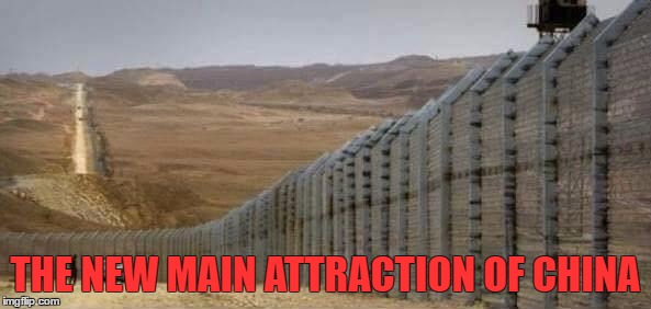 THE NEW MAIN ATTRACTION OF CHINA | made w/ Imgflip meme maker