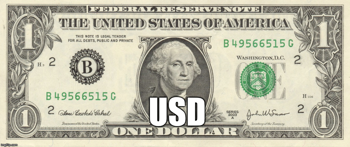 USD | made w/ Imgflip meme maker