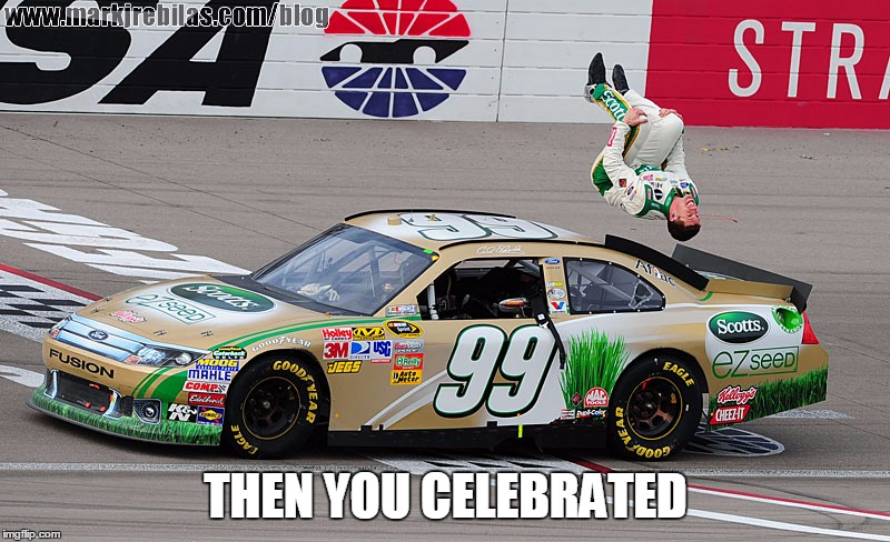 THEN YOU CELEBRATED | made w/ Imgflip meme maker