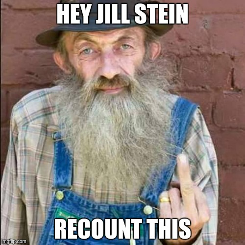 Popcorn |  HEY JILL STEIN; RECOUNT THIS | image tagged in popcorn | made w/ Imgflip meme maker