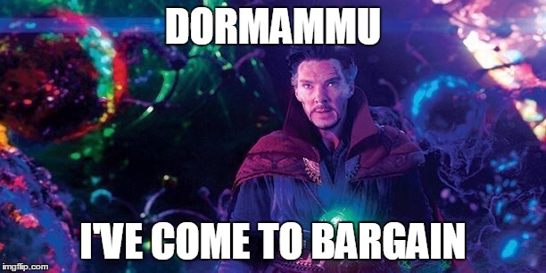 Dormammu Dr Strange Meme: Amazon Echo And Google Home Hilariously Converse In A