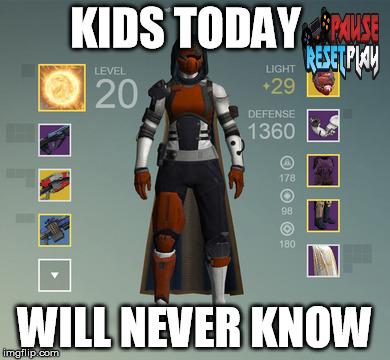 Image result for destiny forever 29 meme