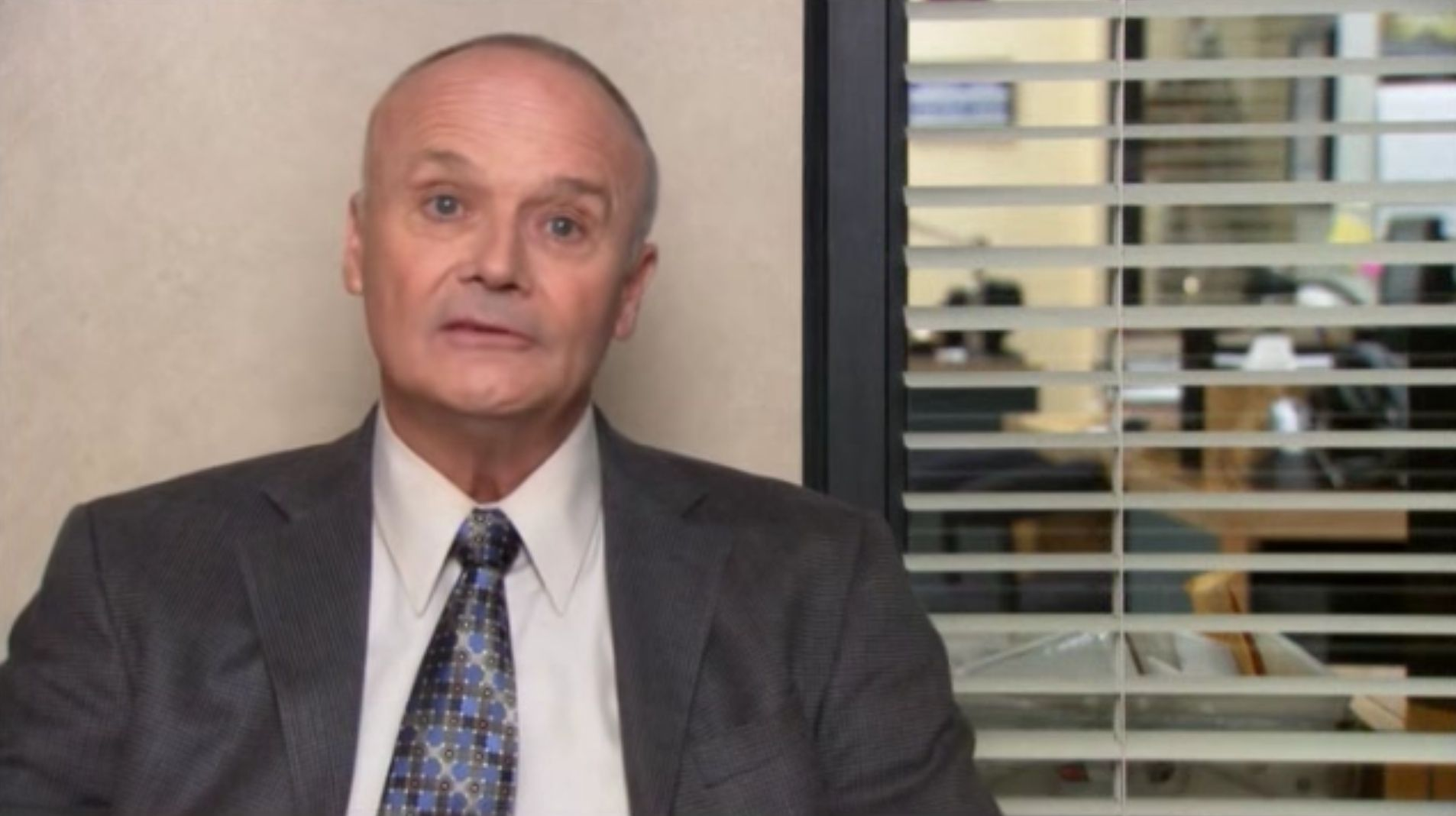 High Quality Creed The Office Blank Meme Template
