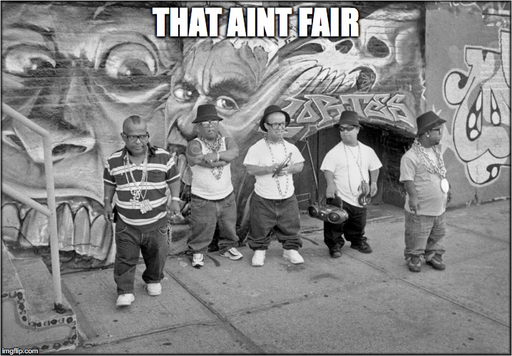 THAT AINT FAIR | made w/ Imgflip meme maker