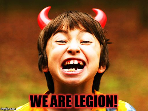 "SO... maybe there's more to that: ""Honor thy mother and father"" thing than we realized, hmmmm? 