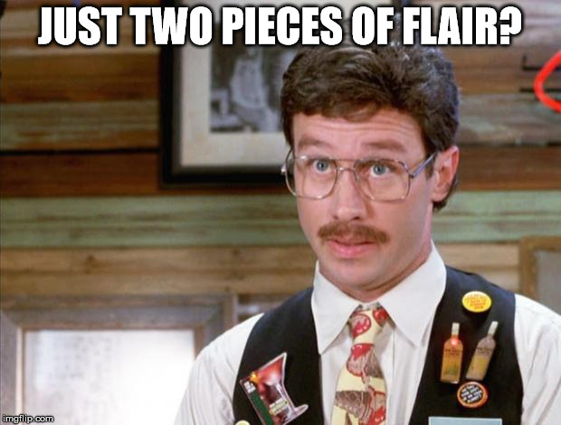 Office space mike judge imgflip - Pieces of flair office space ...