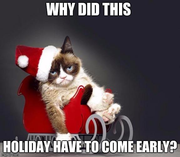 Christmas Holidays Meme.Happy Holidays I Ll Be Posting Christmas Memes Imgflip