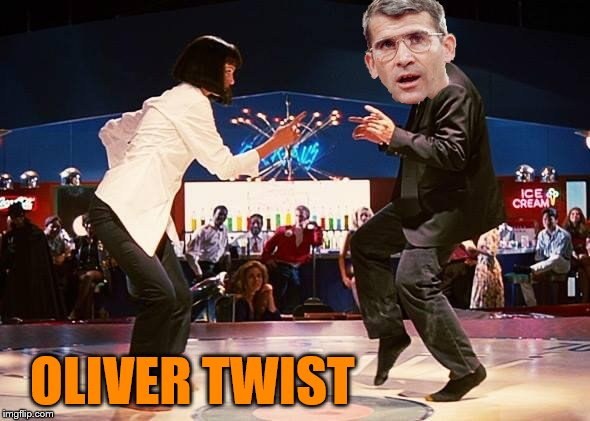 OLIVER TWIST | made w/ Imgflip meme maker