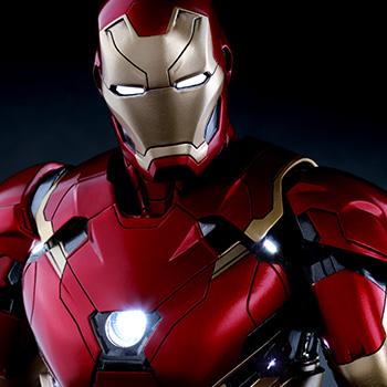 Ironic Iron Man Blank Template Imgflip