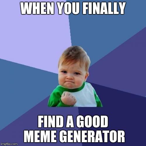 imgflip meme generator 28 images success kid meme