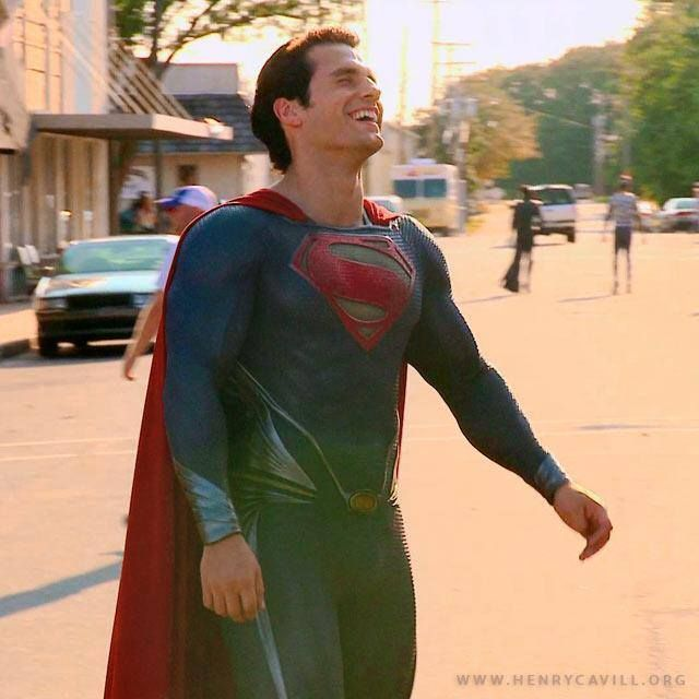 Image result for superman laughing