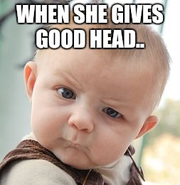 Gives good head