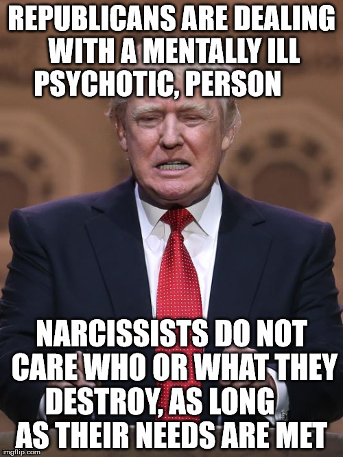 Image result for trump mentally ill memes