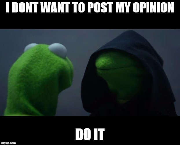 1fliem evil kermit meme imgflip,Evil Kermit Meme Maker