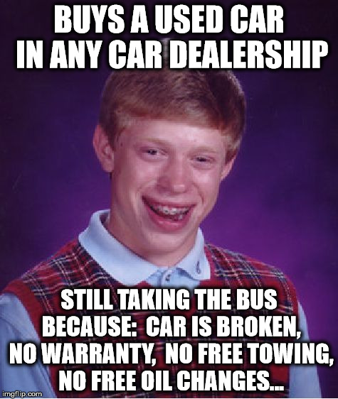Buys A Used Car Imgflip