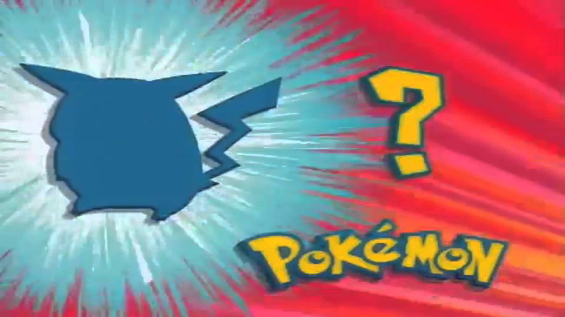 Who's that Pokemon Blank Template - Imgflip