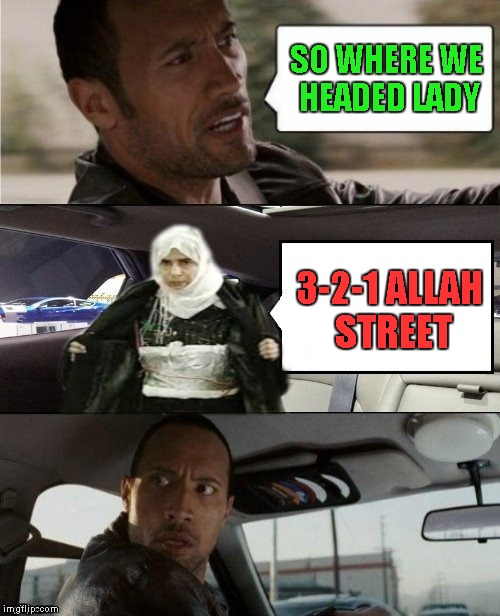 "When you pick up a chick and she's ""The Bomb"". 