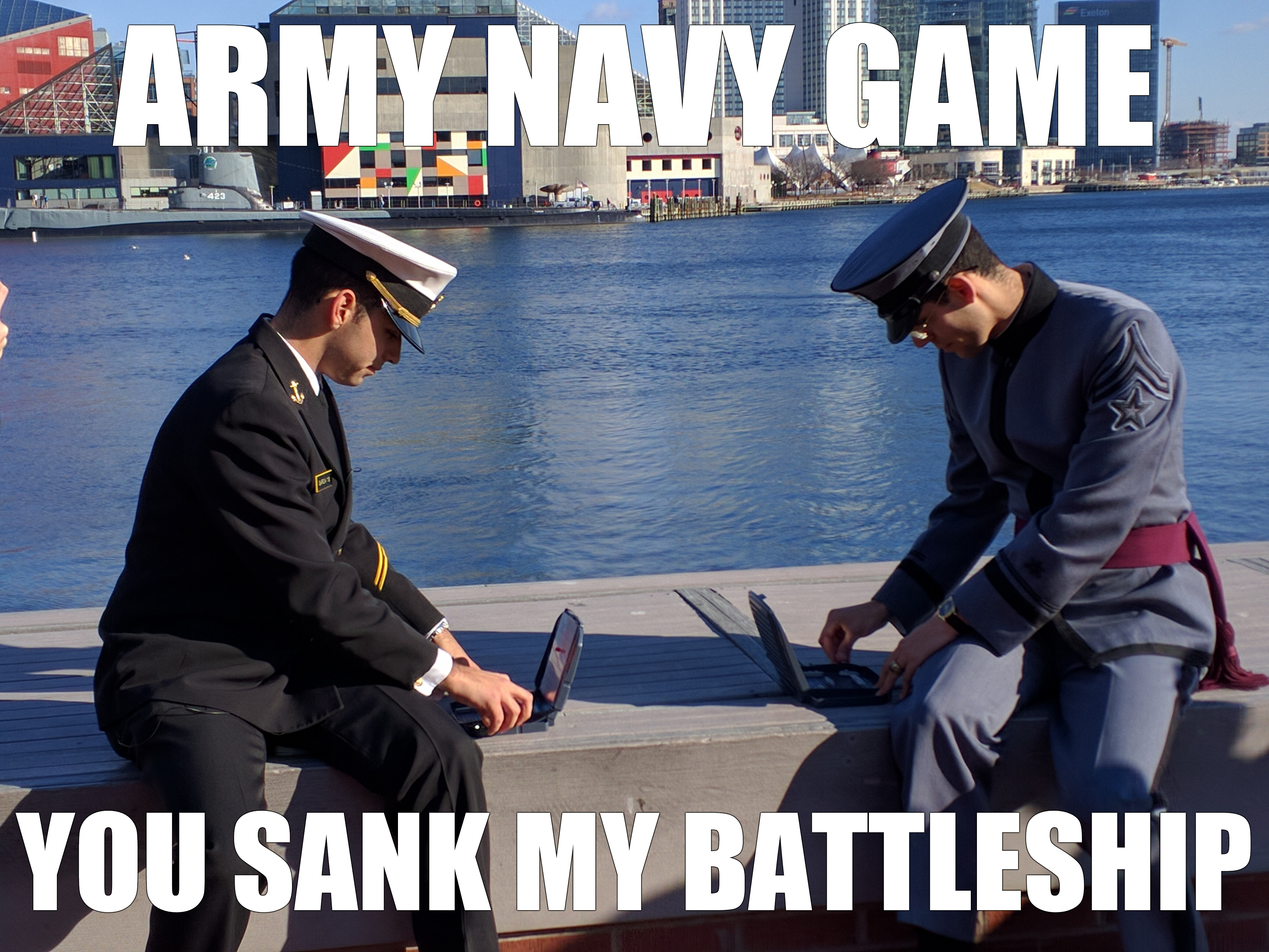 Army - Navy game.  As American as apple pie | ARMY NAVY GAME YOU SANK MY BATTLESHIP | image tagged in memes,college football,army,navy,battleship,milton bradley | made w/ Imgflip meme maker