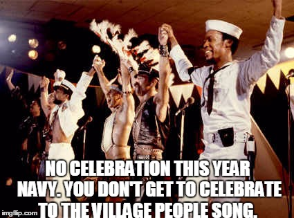 Image Tagged In Army Navy Village People Imgflip