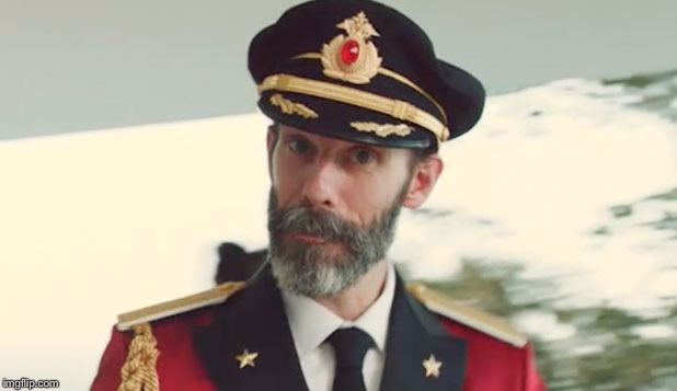 Captain Obvious  | KIO | image tagged in captain obvious | made w/ Imgflip meme maker