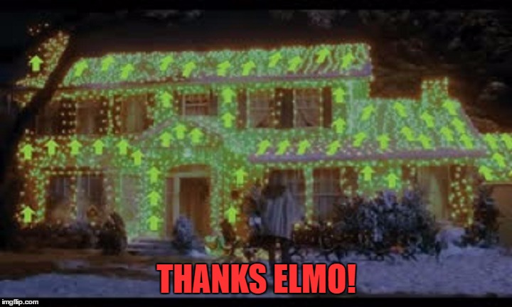 THANKS ELMO! | made w/ Imgflip meme maker
