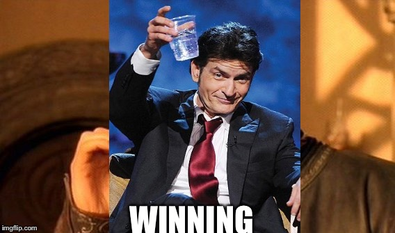 One Does Not Simply Meme | WINNING | image tagged in memes,one does not simply | made w/ Imgflip meme maker