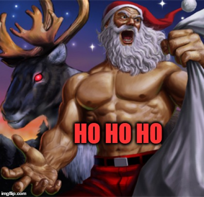HO HO HO | made w/ Imgflip meme maker