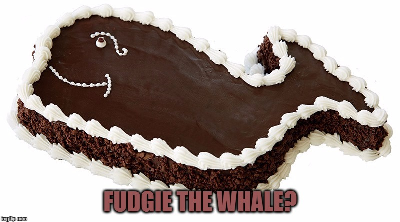 FUDGIE THE WHALE? | made w/ Imgflip meme maker