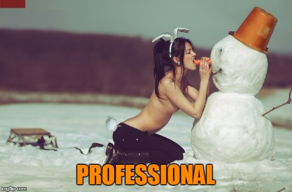PROFESSIONAL | made w/ Imgflip meme maker
