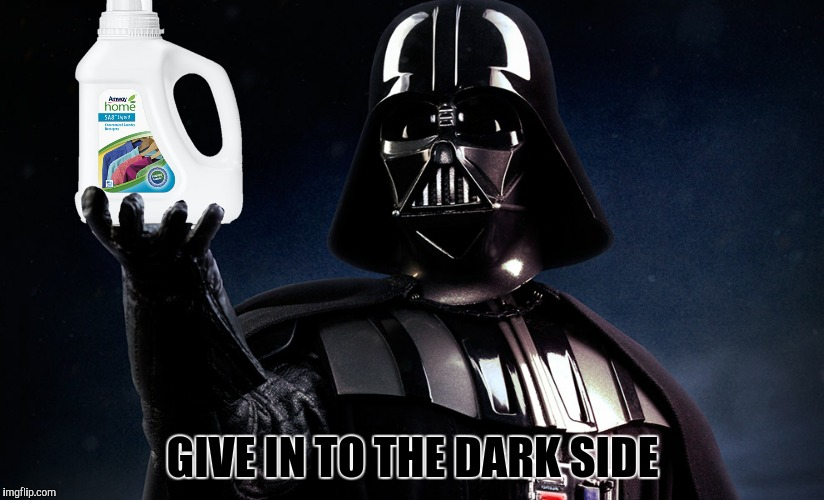 GIVE IN TO THE DARK SIDE | made w/ Imgflip meme maker