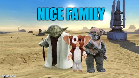 NICE FAMILY | made w/ Imgflip meme maker