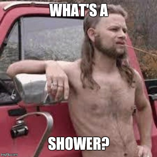 WHAT'S A SHOWER? | made w/ Imgflip meme maker
