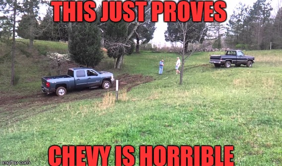 Ford Truck Vs Dodge Truck >> Chevy Sucks Memes | www.imgkid.com - The Image Kid Has It!